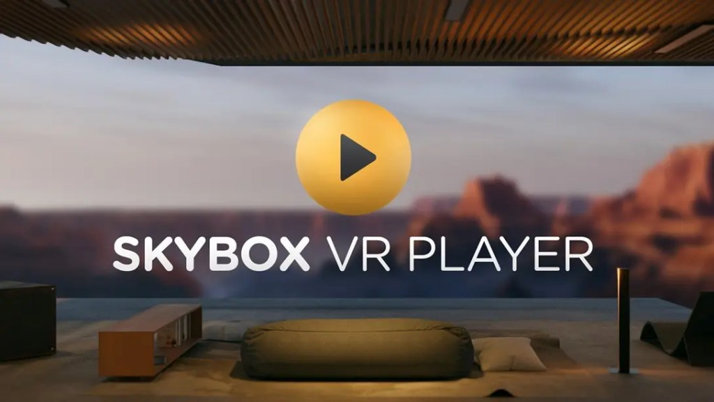 Skybox VR Player
