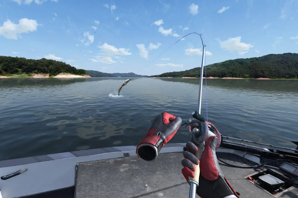 Real VR Fishing | Review 58