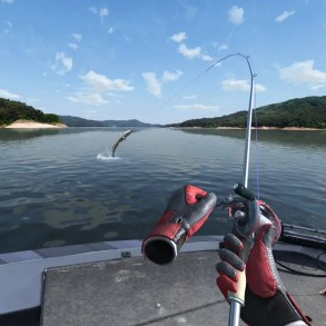 Real VR Fishing 'Saltwater' Update Details 127