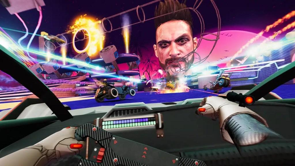 death lap oculus quest review