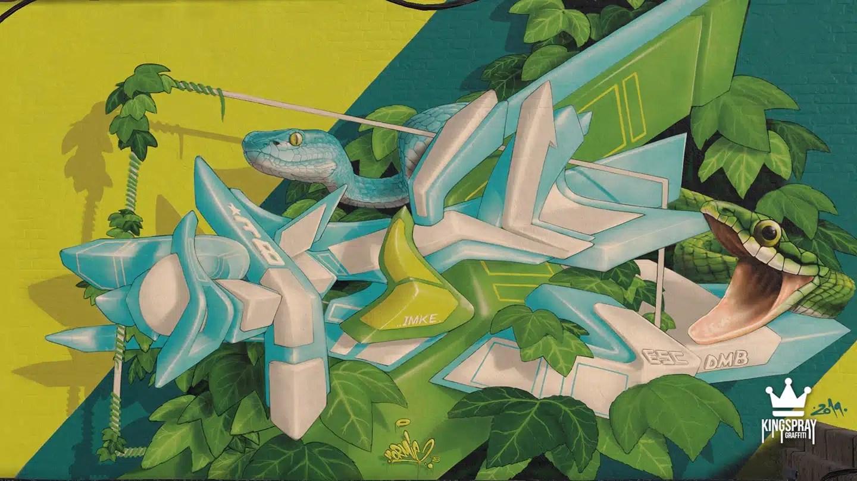 Kingspray Graffiti | Review 79