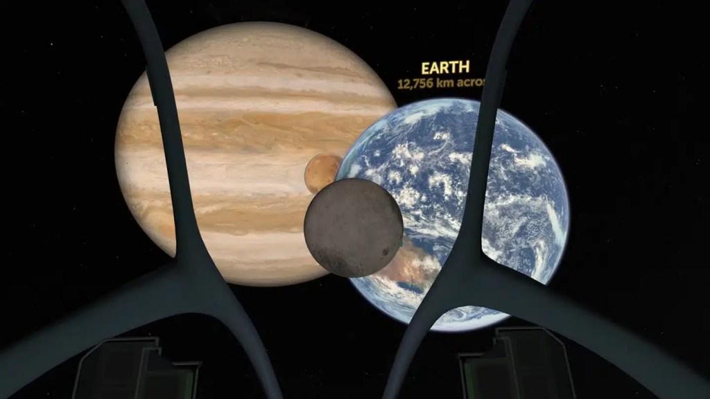 titans of space plus oculus quest review