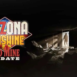 Old Mine Update Arrives for Arizona Sunshine 70