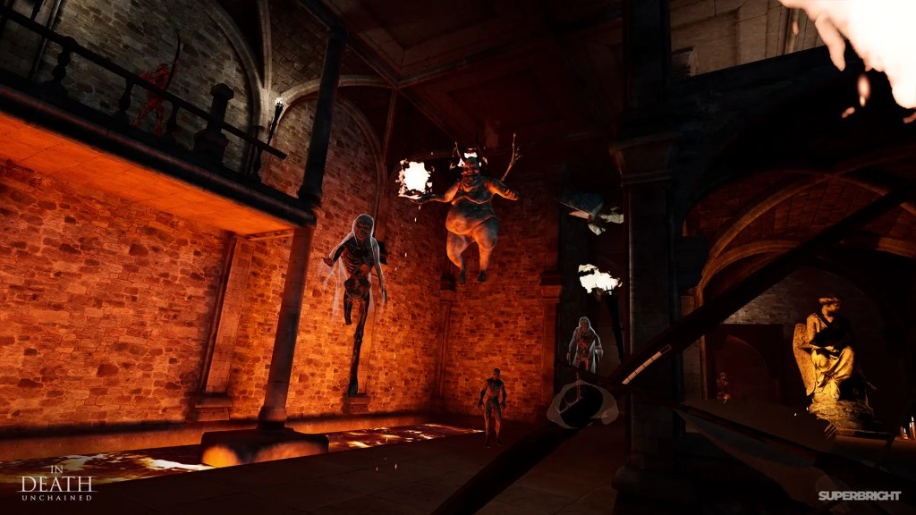 In Death: Unchained Announced as Oculus Quest Exclusive 72