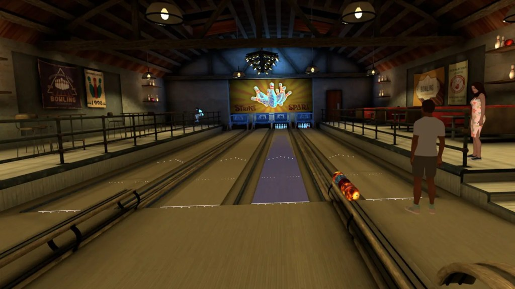 premium bowling oculus quest review