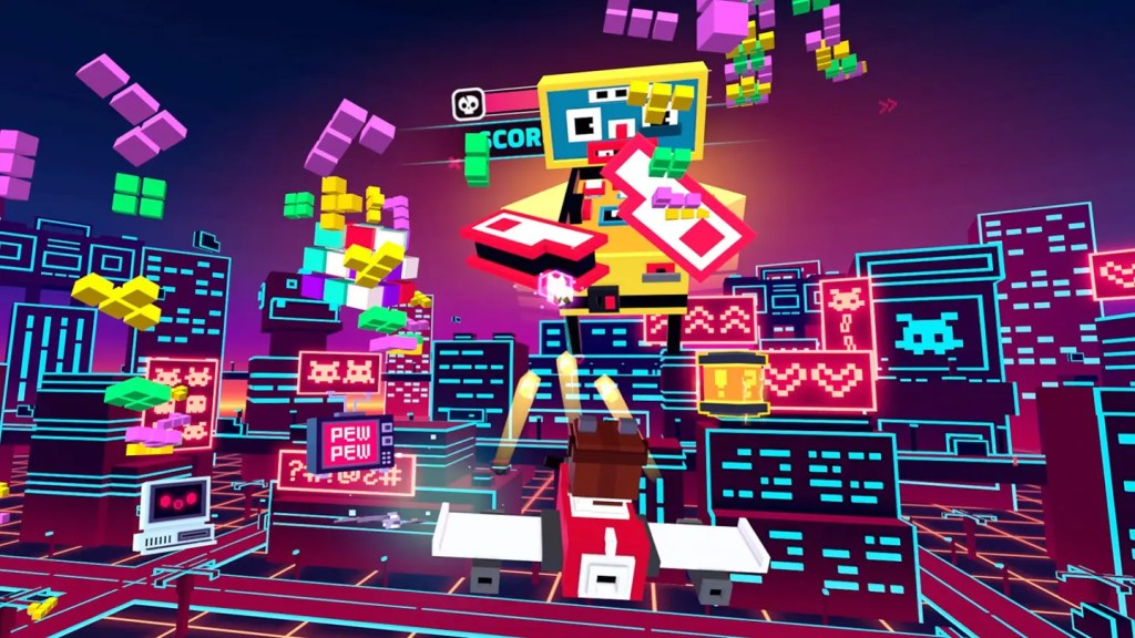 shooty skies overdrive quest game review