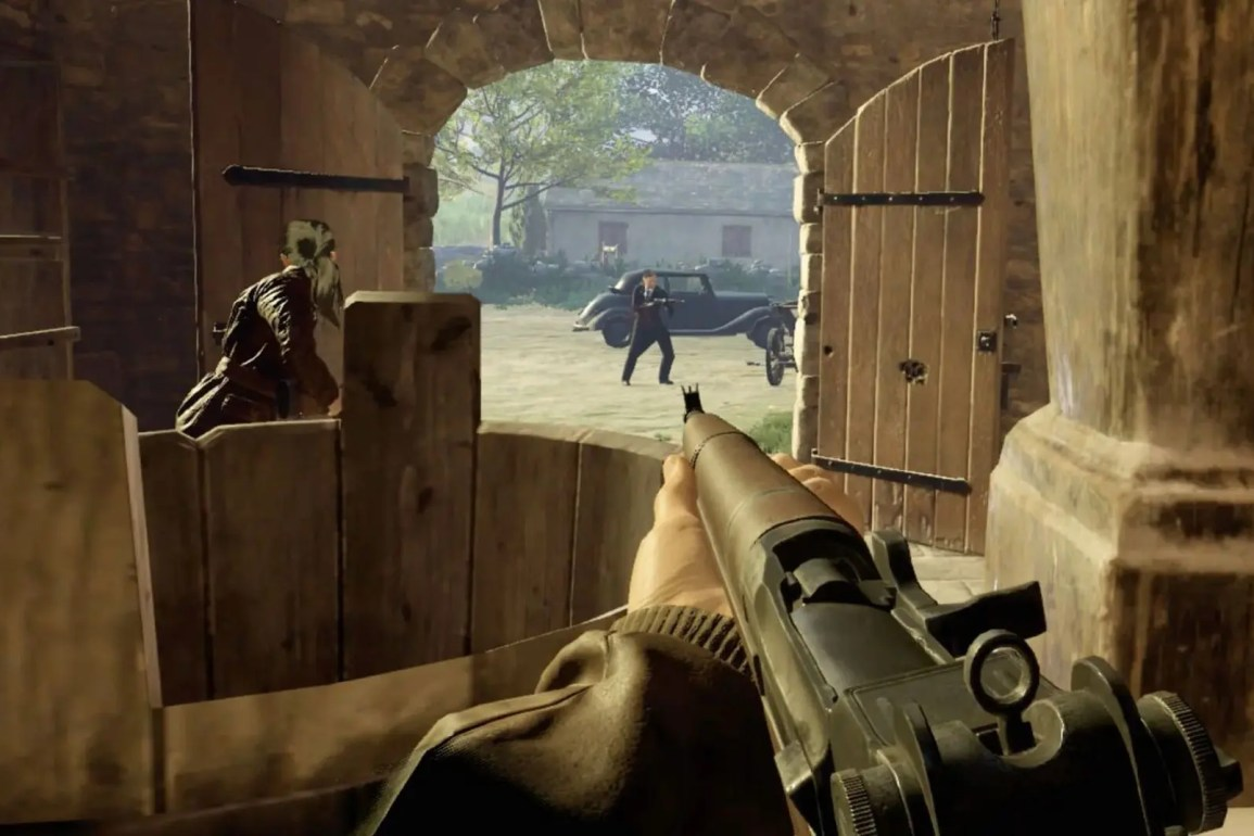 Medal of Honor: Above and Beyond   Oculus Link Preview 64