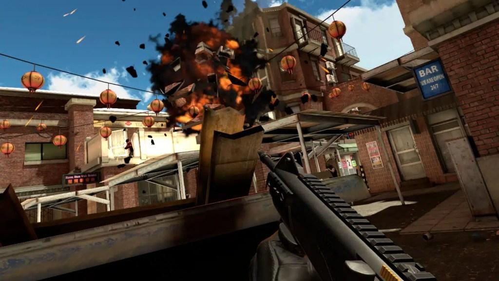 crisis vrigade 2 oculus quest review