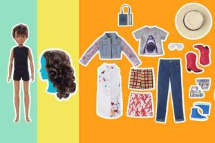 Lanza Mattel Creatable World, muñecas de género neutro que se pueden vestir de mujer u hombre