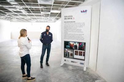 Distrito Alameda, permitirá la promoción y fomento de actividades culturales y deportivas en Querétaro