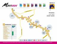 Movilidad Vecinal Corregidora Ruta 6