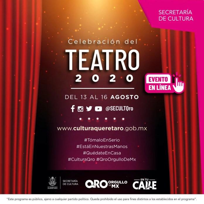 Teatro en línea para todos