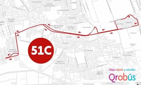 Nuevas rutas Qrobús para la zona noroeste de Querétaro
