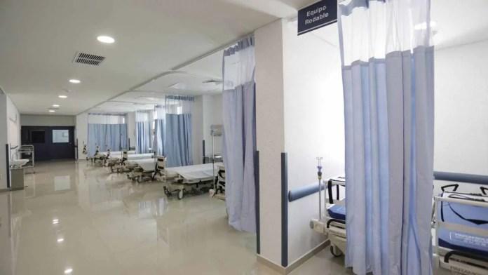 Inauguran nuevo Hospital General de Querétaro,  referente nacional de salud pública