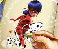 Ladybug Coloring Book Games Online 6games Eu