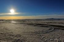Schnee bei Moesfaellbar
