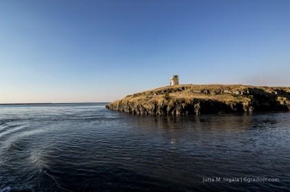 Inseln und Inselchen