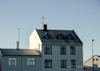 Im Westend von Reykjavík