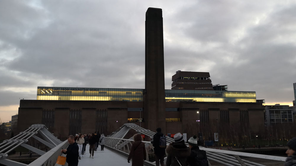 Museen in London - Das Tate Modern