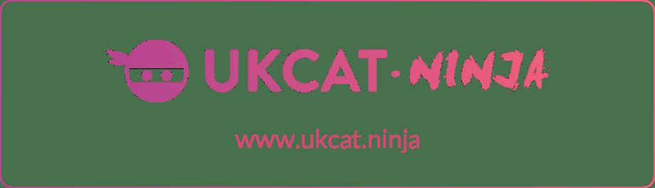 6med UKCAT Ninja Logo