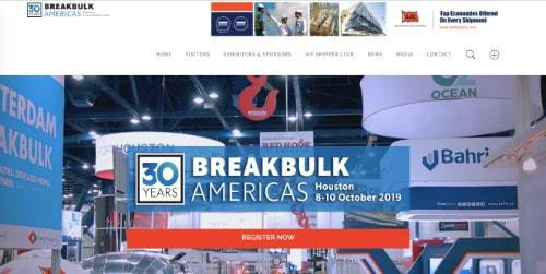 Breakbulk Americas 2019
