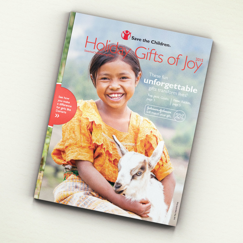 Save the Children – Gifts of Joy
