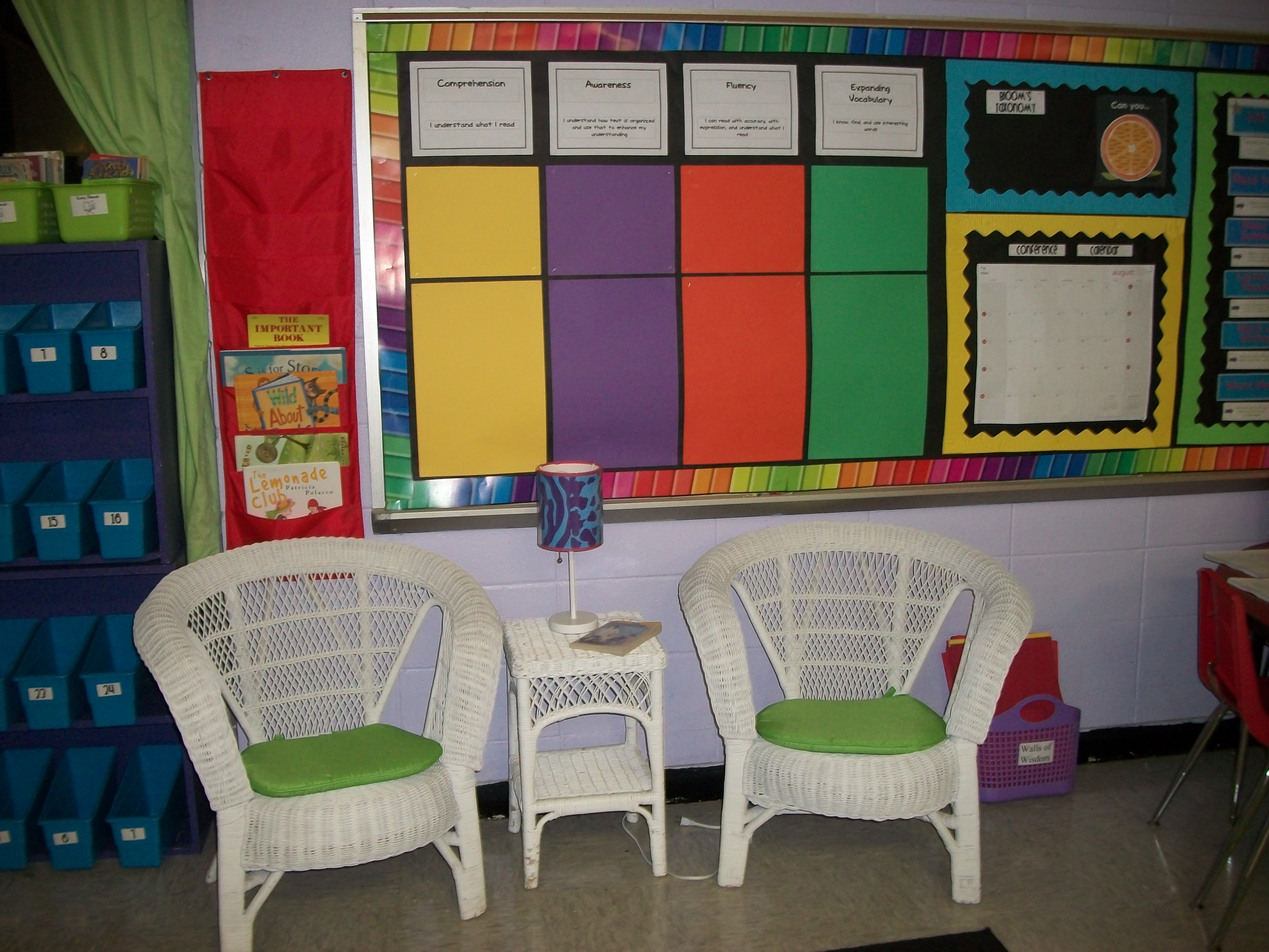 6th Grade Classroom Decorating Ideas