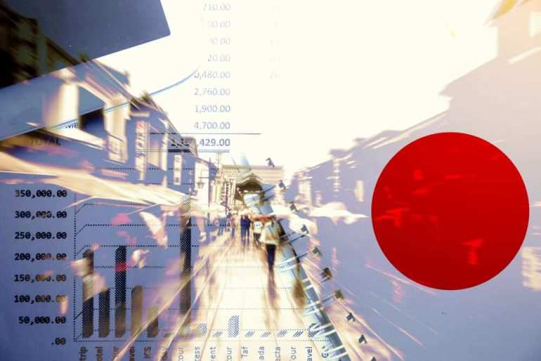 japan south korea, Japan's economic growth
