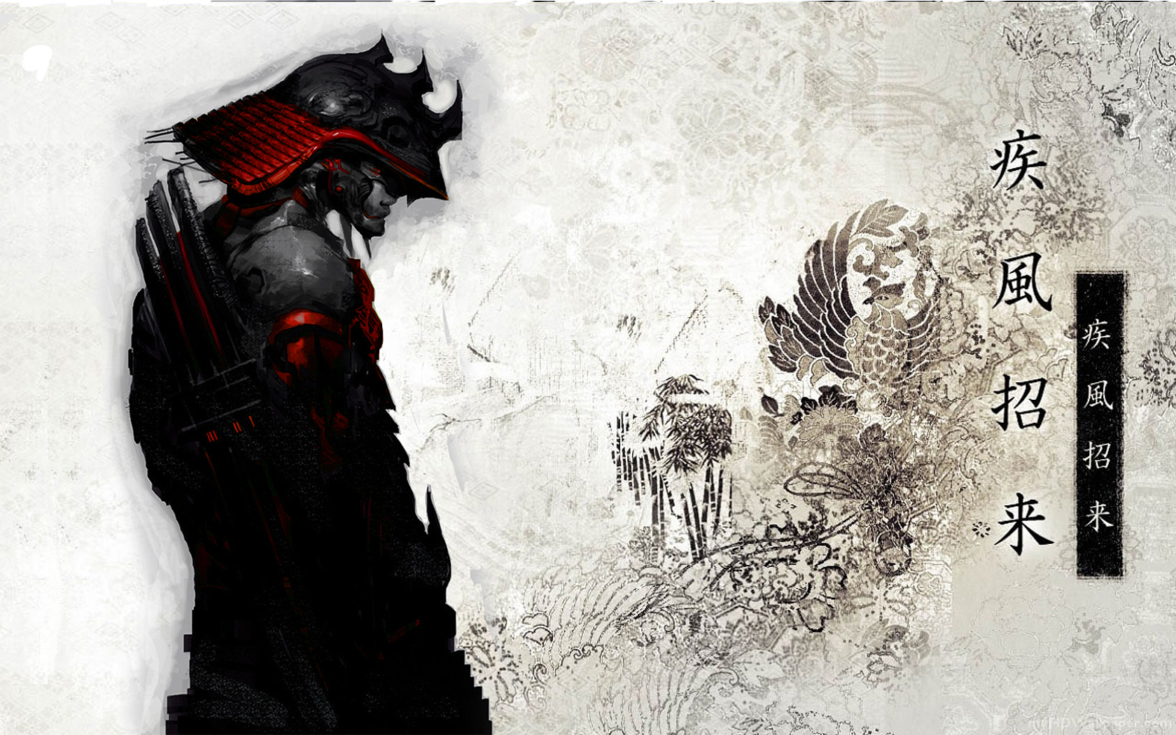 Wallpapers Collection Samurai Wallpapers