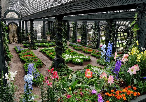French Garden at Duke Farms (via nosha)