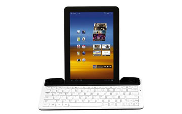 Equip Your Galaxy Tab 10.1 Like a Pro With Flashy New Accessories [PICS]