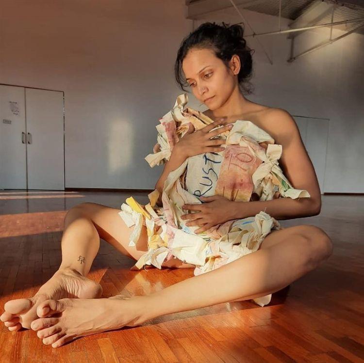 Choreographer And Dancer Diya Naidu's Photoshoot Pictures