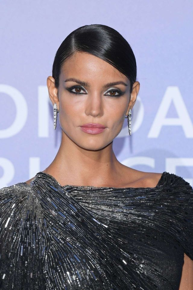 Gorgeous Sofia Resing At Monte-Carlo Gala For Planetary Health