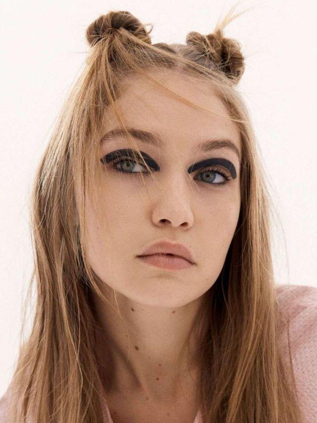 Gigi Hadid Shoots For Vogue Russia Magazine (February 2020)