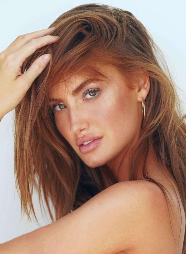 Gorgeous Haley Kalil Shoots For Bella Magazine 2021