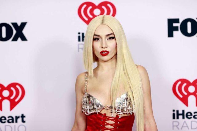 Ava Max Slays At iHeartRadio Music Awards 2021