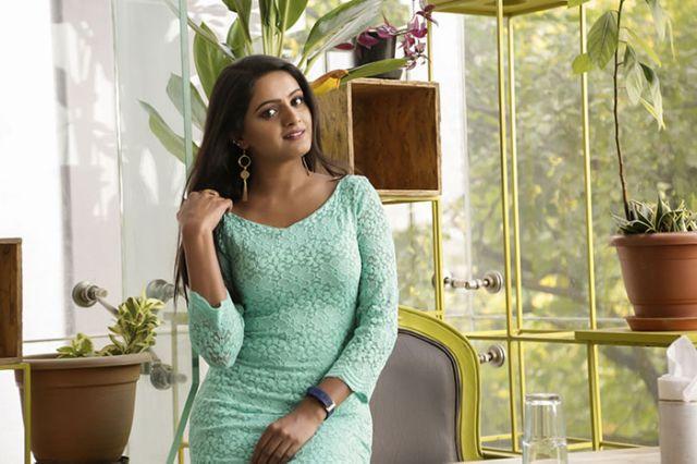 Beautiful South Indian Actress Rachana Dashrath