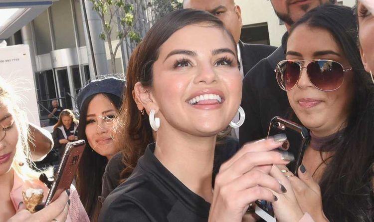 Selena Gomez At The Puma Defy City Event
