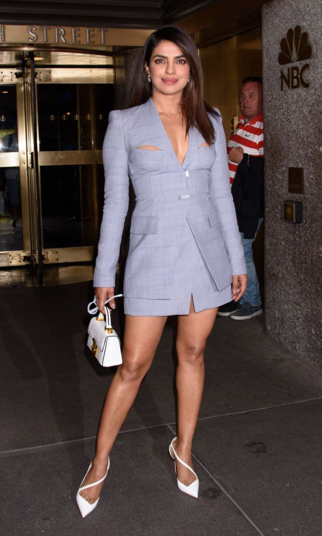 Priyanka Chopra Style Out In New York City