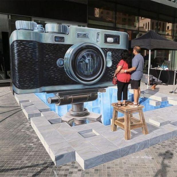 Amazing 3D Art By A Dutch Artist