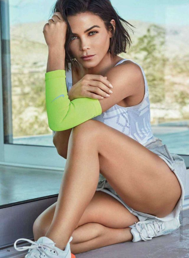 Jenna Dewan-Tatum Shoots For Women's Health Australia Magazine