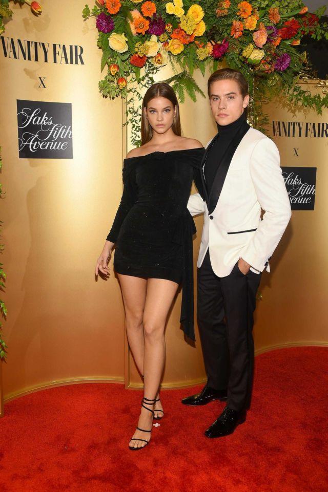 Barbara Palvin Sines At Vanity Fair's Best-Dressed 2018 Party