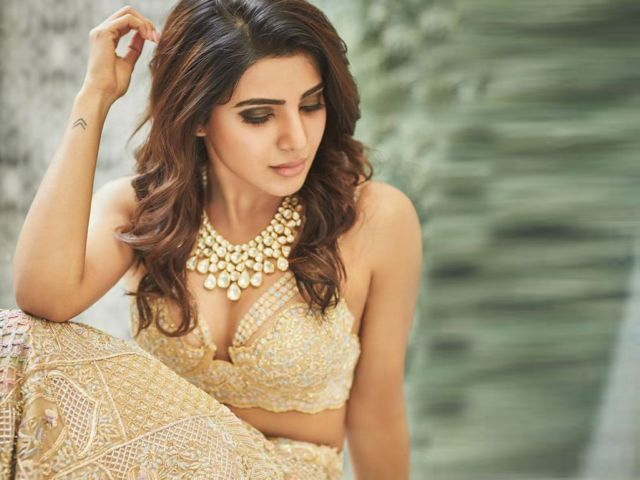 Click to Enlarge - Samantha Ruth Prabhu Wallpapers Collection