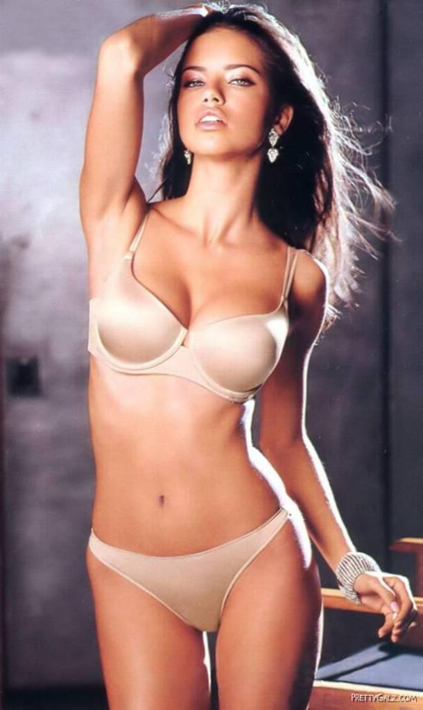 Hottest Shades of Adriana Lima