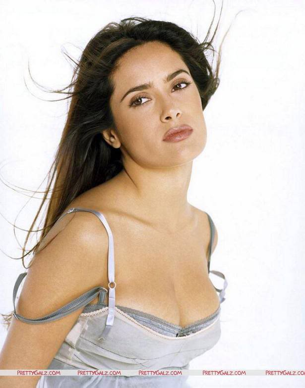 Awesome Shades of Salma Hayek