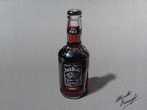 Amazing Hyper-Realistic 3D Paintings