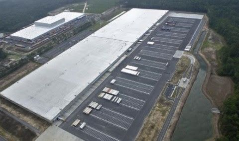 Top 10 Largest Factories In The World