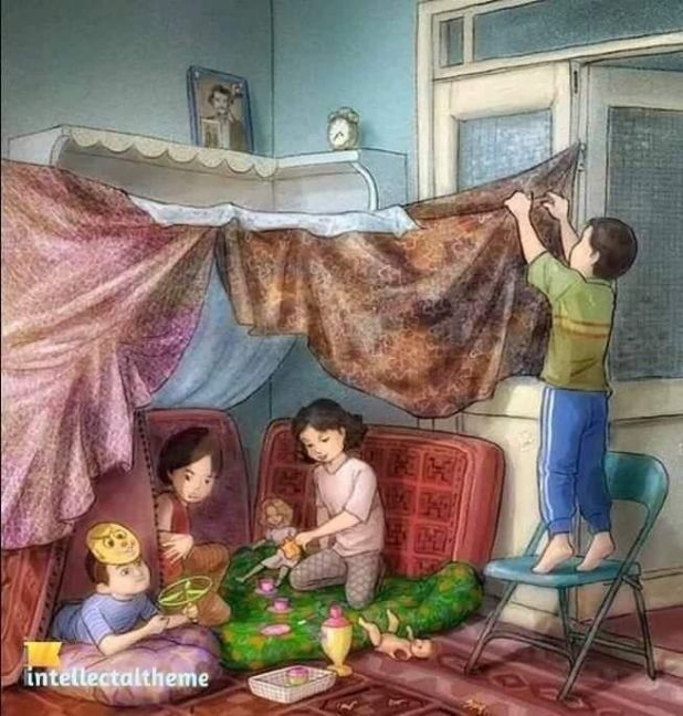 Life Before Smartphones Illustrated
