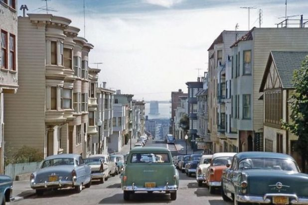 20 Amazing Vintage Photos Of USA From 1950s