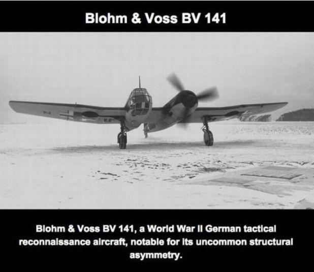 The Weirdest Aircrafts Ever Made